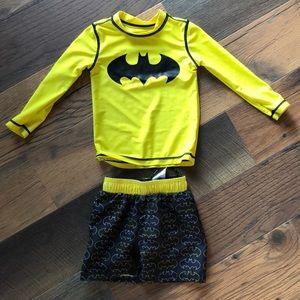 Batman swim suit